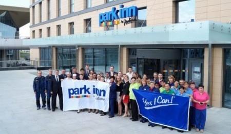 отель Park Inn by Radisson открылся в аэропорту