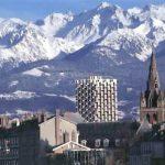Города Франции — Гренобль
