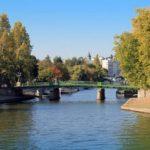 Города Франции — Нант