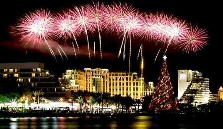 новогодний Израиль