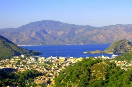 курорты Турции – Мармарис