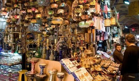 лучший шоппинг в Турции