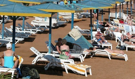 россияне продолжают ездить в Египет