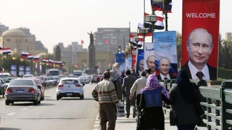 расчеты в рублях с Египтом
