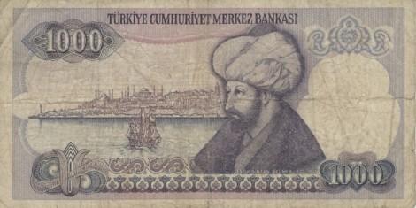 Какие деньги в Турции