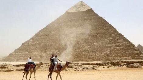 снижение числа российских туристов в Египте