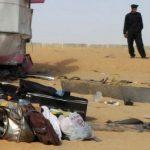 Установлена причина аварии автобуса с российскими туристами в Египте