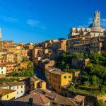 Куроры Италии – Сиена
