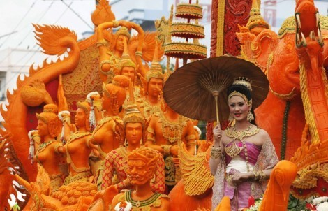 Традиции Тайланда