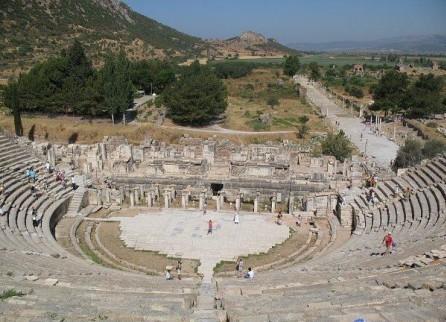 Античные города в Турции
