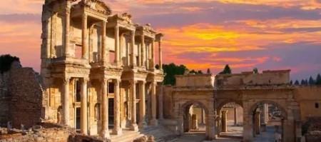 Античные города