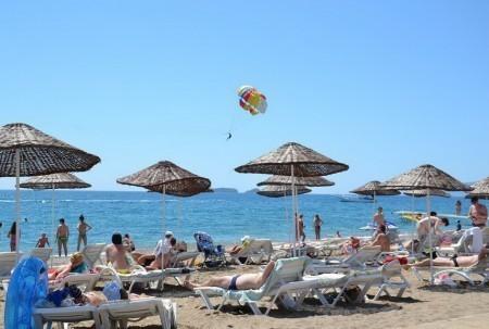 моря, омывающие Турцию