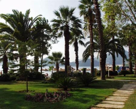 Погода на Эгейском побережье Турции