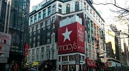 Macys на Herald Square