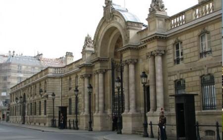 Елисейский дворец Франция