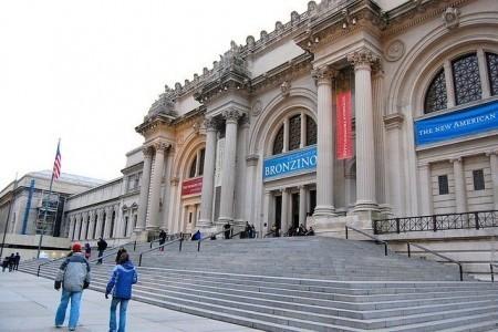 музеи в Нью-Йорке