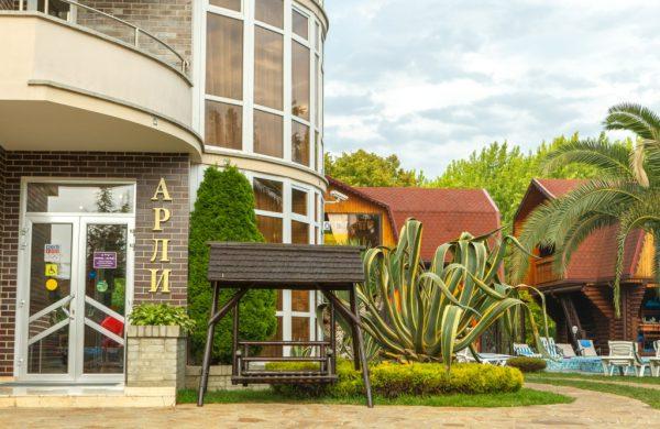 гостиницы Адлера