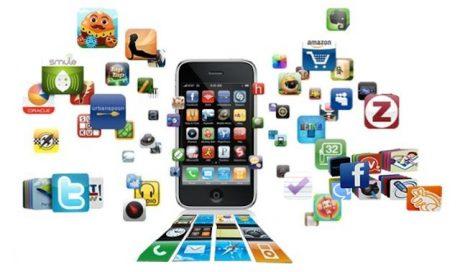Мобильные игры и приложения
