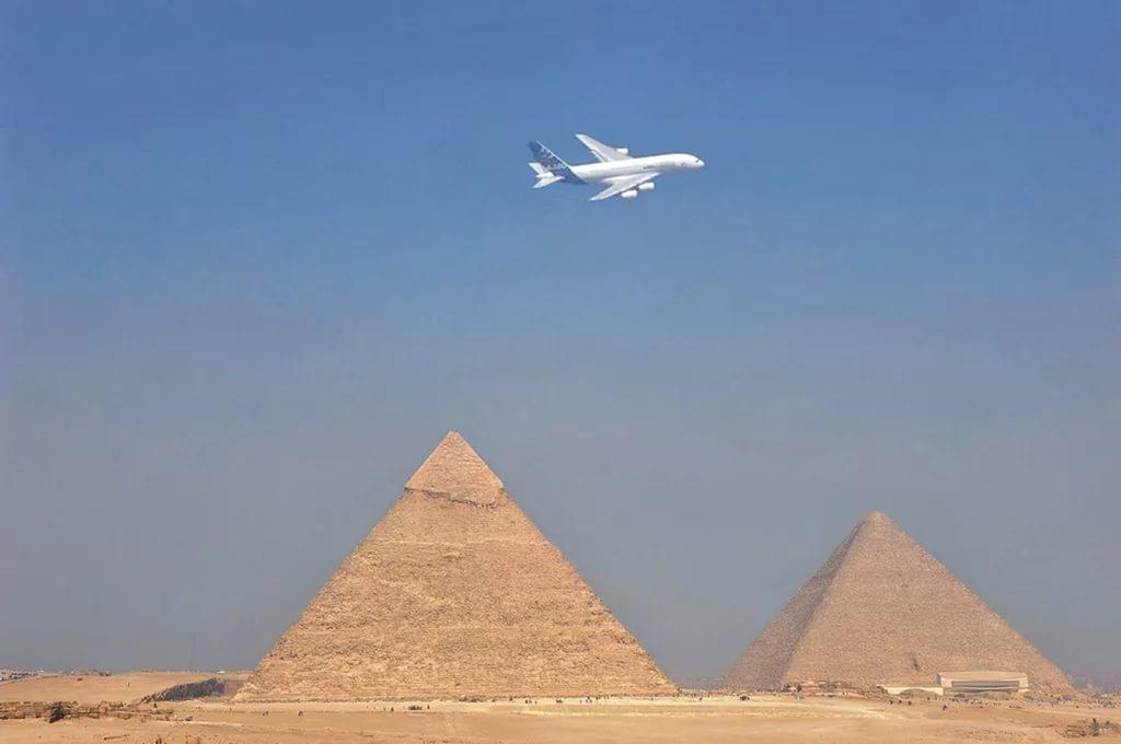 погода в апреле в Египте