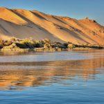 Река Нил в Египте