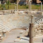 Руины античной Александрии в Египте
