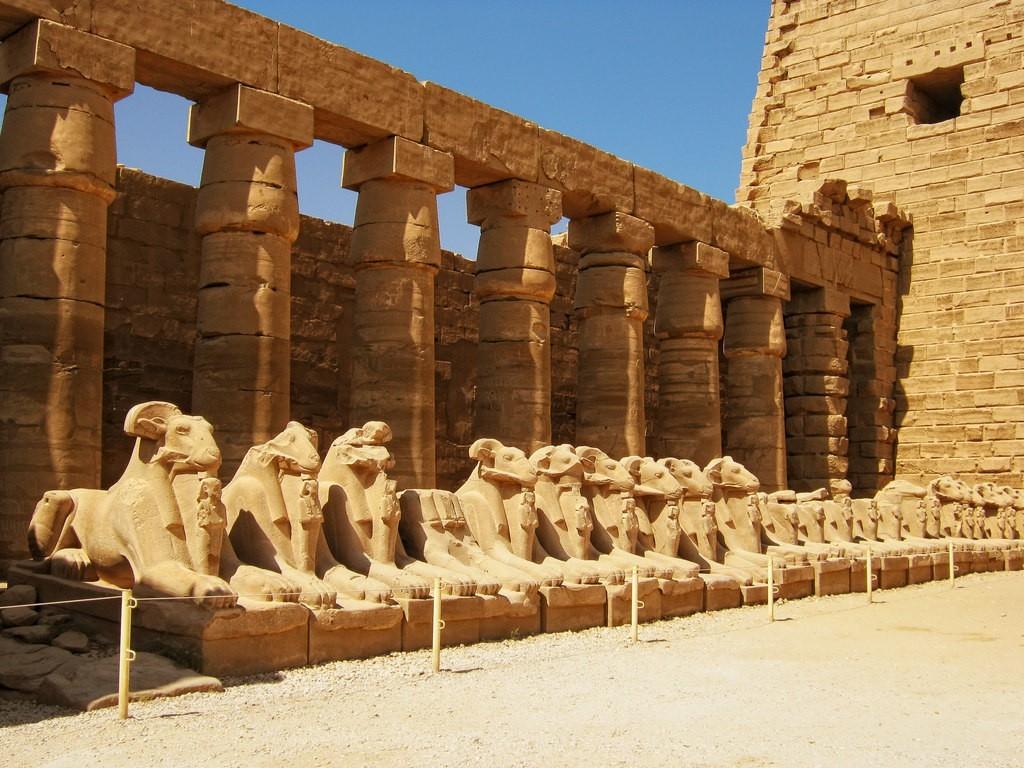 Погребальный культ в мифологии Древнего Египта