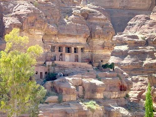 экскурсии в Петру (Иордания)