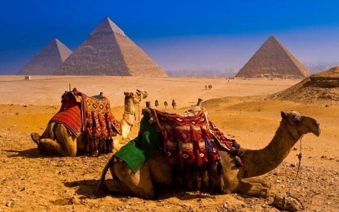 дата открытия Египта