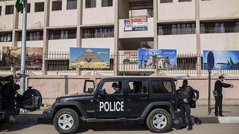 ЧП в Египте