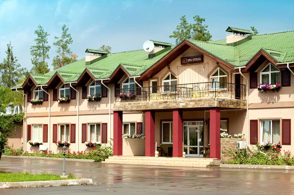 бутик-отель Сезоны СПА