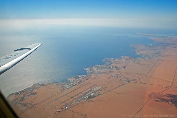 полеты в Шарм-эль-Шейх