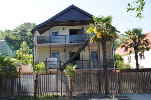 Гостевые дома в Дагомысе