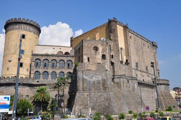 Неаполь-Помпея