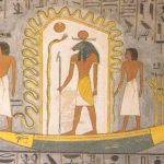 Солнечные ладьи в Египте