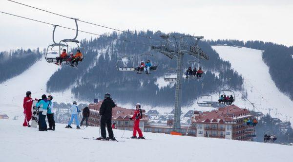 ТОП-5 горнолыжных курортов