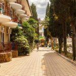 Гостиничный комплекс Кипарис в Адлере