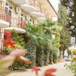 Отель Кипарис в центре Адлера