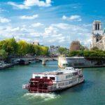 Экскурсии во Франции — кораблик по Сене