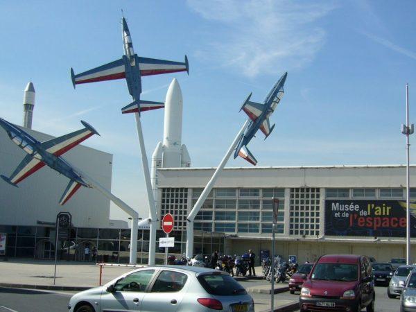 Музей авиации и космонавтики (Париж)