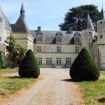 Достопримечательности Франции  — замок Лош