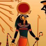 Египетский бог Амон-Ра
