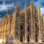 Миланский собор Дуомо (Италия)