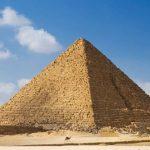 Пирамида Микерина в Египте