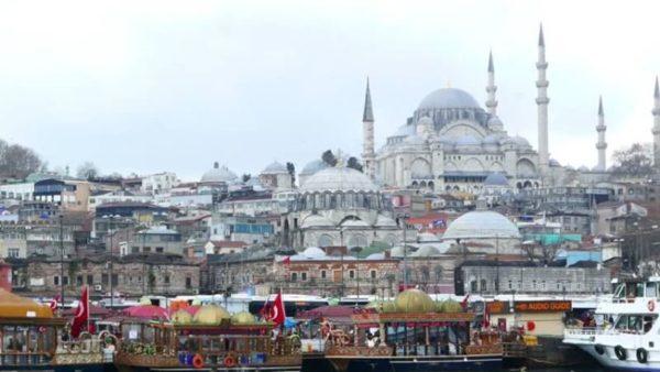 Турция в марте