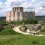 Достопримечательности Франции – Шато-Гайар (замок)