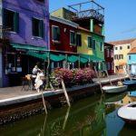 Курорты Италии — о. Бурано