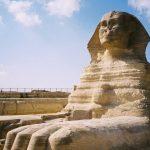 Большой Сфинкс в Египте