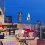 Бар Cienna Ultralounge в Нью-Йорке