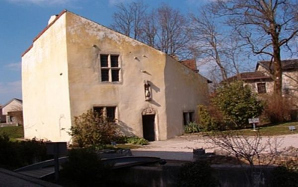 Дом Жанны д`Арк