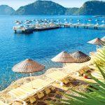 Курорты Эгейского моря в Турции